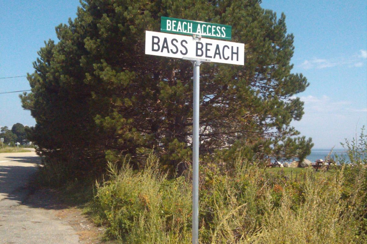 Bass Beach Access
