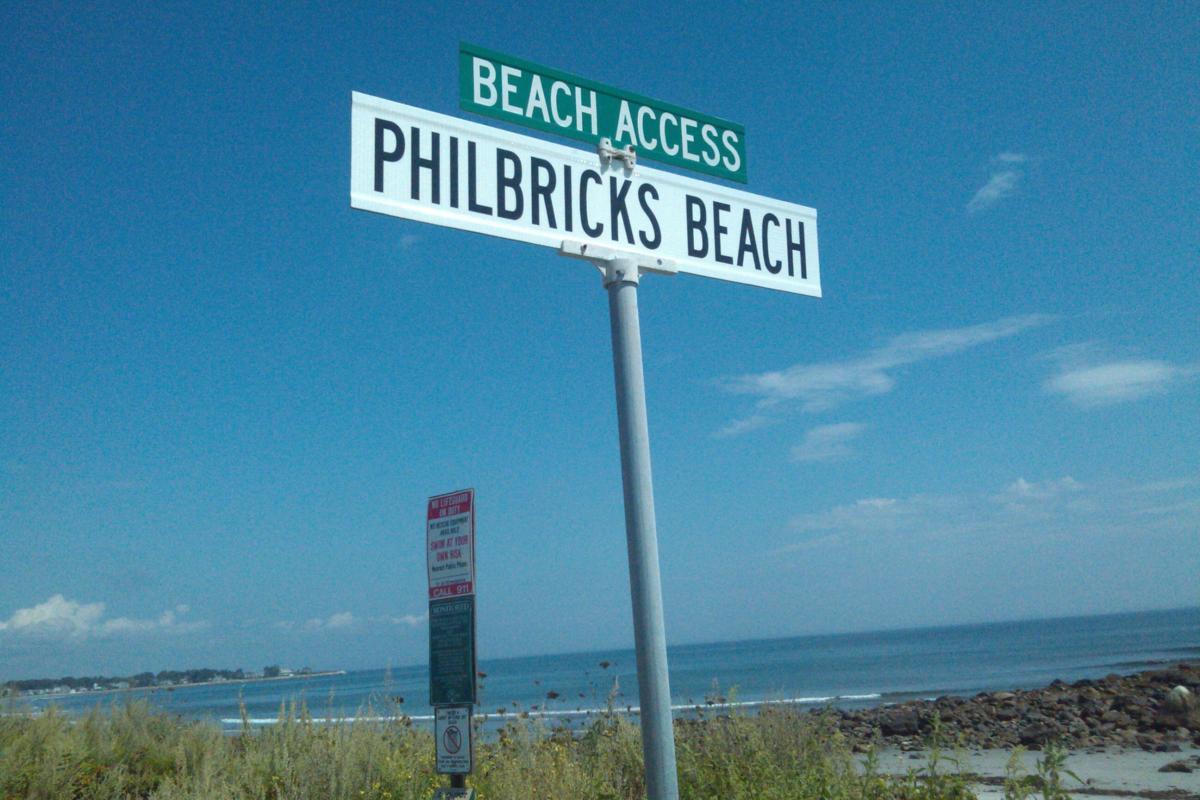 Philbricks Beach Access