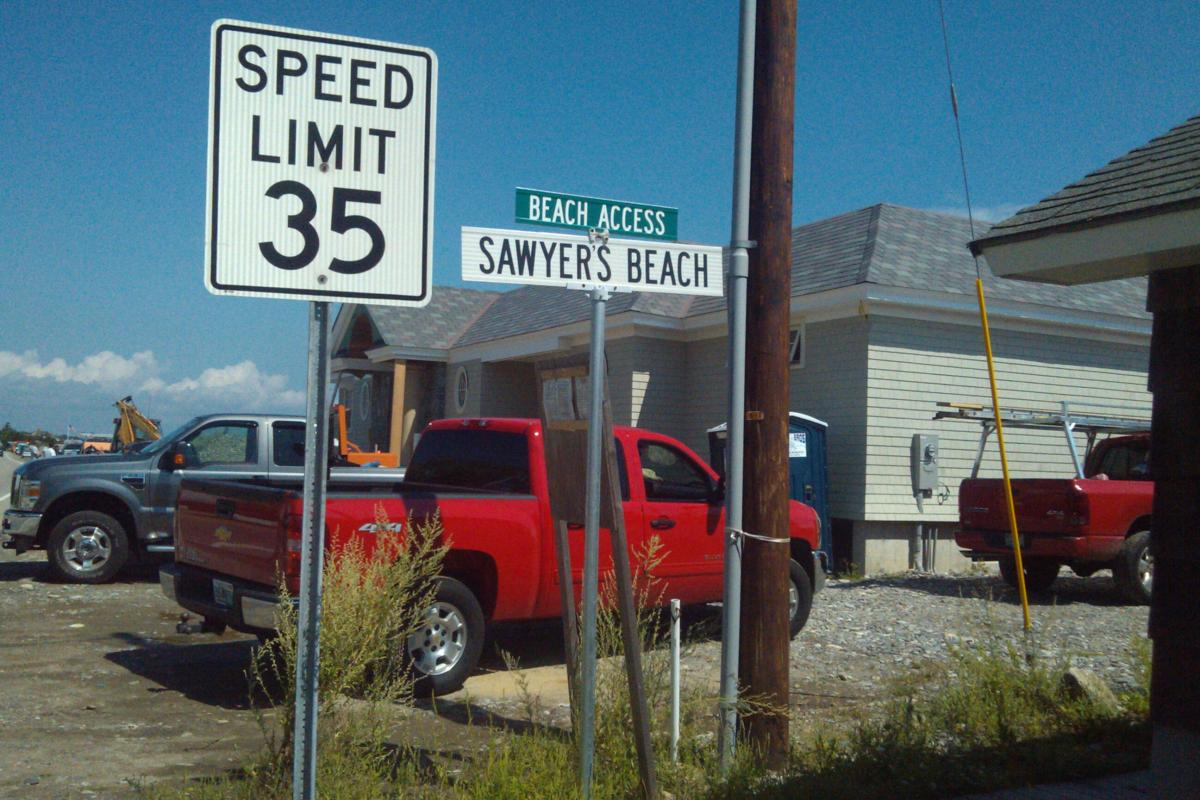 Sawyer's Beach Access