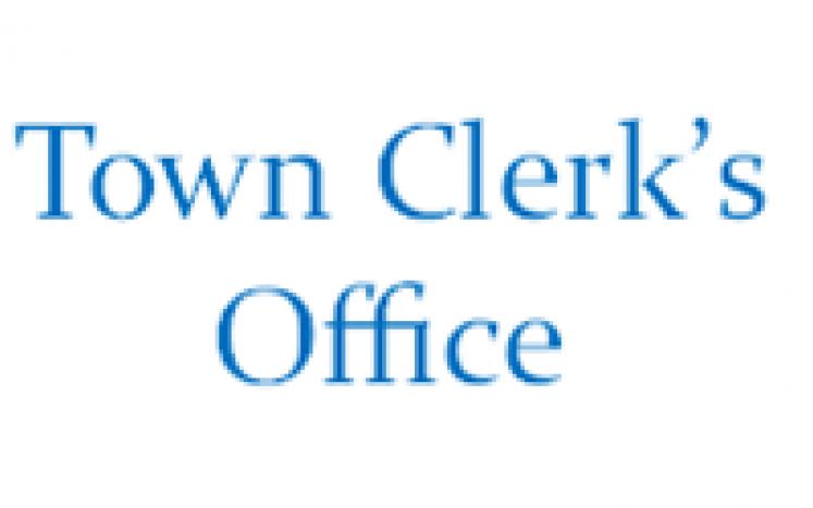 Town Clerk's Office